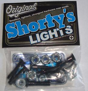 SHORTYS-LUCES-2-2cm-Skate-Fijaciones-Tuercas-Y-Pernos-De-La-Cubierta