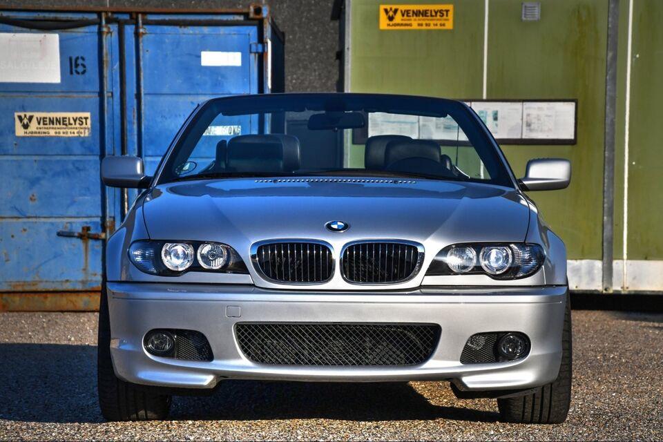 BMW 330Ci 3,0 Cabriolet aut. Benzin aut. modelår 2001 km