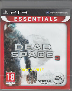 Dead Space 3 Ps3 Sony PlayStation 3 Brand New factory Sealed