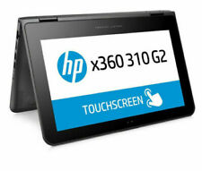 "HP x360 310 G2 11.6"" Touchscreen Pentium N3700 8GB RAM 128GB SSD Win 10 Pro"