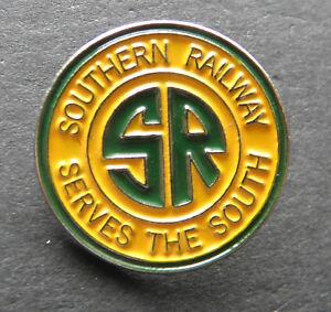 SOUTHERN RAILWAY UNITED STATES RAILROAD LOGO PIN BADGE