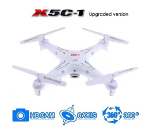 Dron de Iniciación Syma X5C, Top ventas drone, www.squadron.es