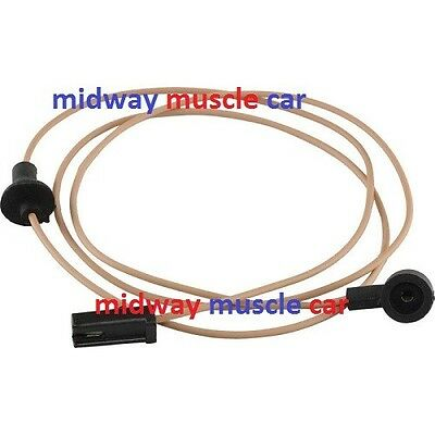 Stupendous Fuel Gas Tank Level Sender Sending Unit Wire Wiring Harness Chevy Wiring Digital Resources Spoatbouhousnl