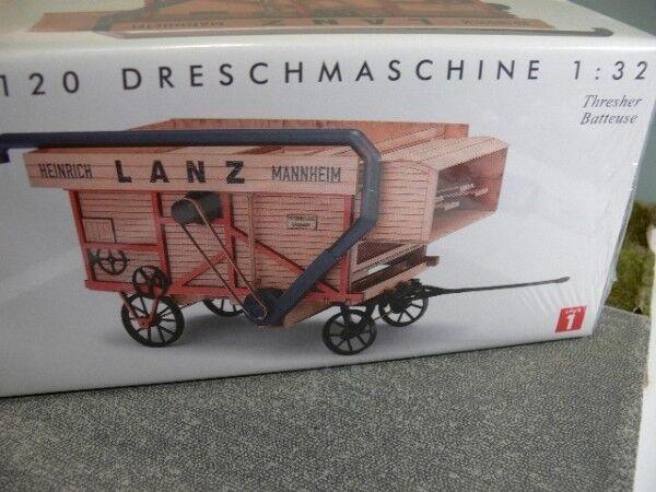 1 32 busch trilladoras Lanz 60120
