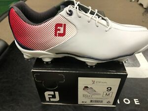 Details about Footjoy DNA HELIX Golf Shoes-Style 53317-FJ DNA Helix-MSRP  $210-FREE SHIPPING***