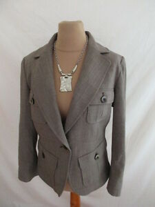 Veste Caroll Marron Taille 44 à - 69%   eBay 8cdb40993bf