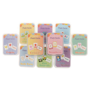 English-Flash-Card-Handwritten-Kids-Early-Development-Learning-Educational-A8A