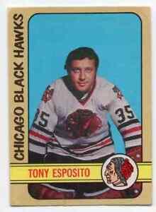 1X-TONY-ESPOSITO-1972-73-O-Pee-Chee-137-VG-opc-Chicago-Blackhawks