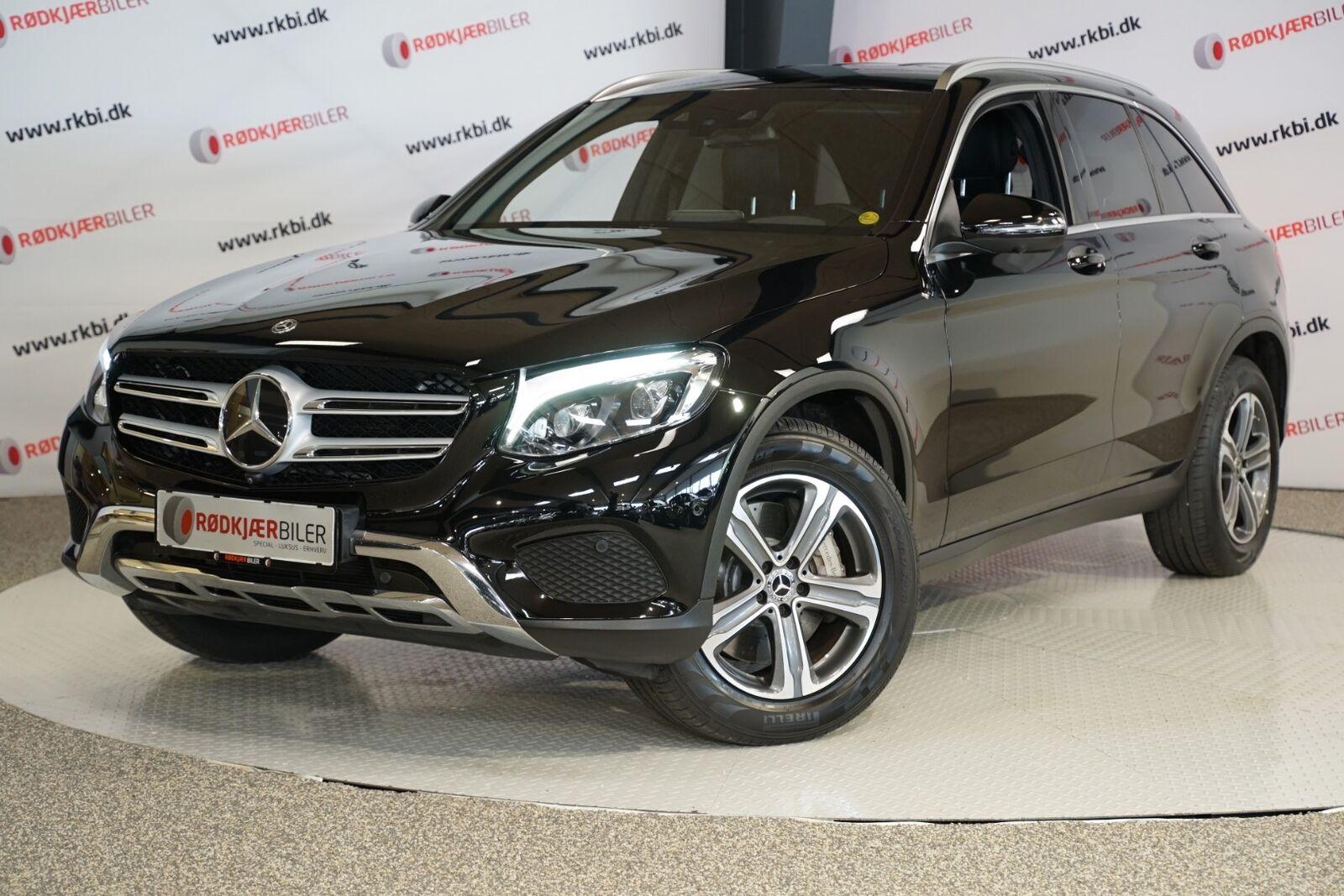 Mercedes GLC250 d 2,2 aut. 4Matic 5d - 259.900 kr.