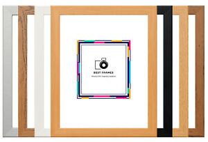 30x30cm New Poster Frame Photo Frames Modern Picture Frame Wood Effect Square