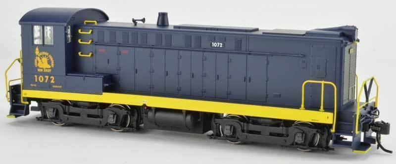 Bowser 24778 SCALA HO Baldwin DS 441000 Diesel Switcher anziani  1072 DCCsuono