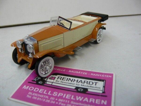 1 43 rio FIAT 519 cabriolet Marron Beige