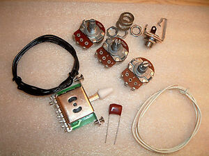 Image is loading Stratocaster-wiring-kit-for-Strats-with-Humbuckers-SSH- : stratocaster wiring - yogabreezes.com