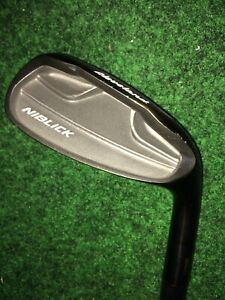 Cleveland-Niblick-Chipper-Wedge-49-Action-Lite-Uniflec-35-25-Inches-Nice-RH