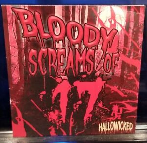 Insane Clown Posse - Bloody Screams of 17 CD Hallowicked 2017 ouija macc esham