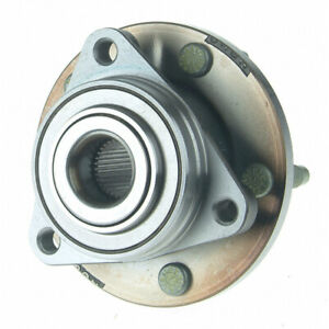 One Bearing Included 2008 fits Chevrolet HHR LT Panel Front Hub Bearing Assembly 4 Wheel ABS With Two Years Manufacturer Warranty