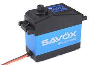 Savox Waterproof Metal Gear Digital 1/5 Scale Servo (high Voltage) Savsw0240mg