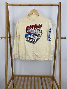 VTG-Ricky-Rudd-80s-NASCAR-Piedmont-Airlines-Langarm-T-Shirt-Groesse-S
