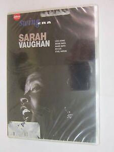 Sarah-Vaughn-Swing-Era-DVD-2008-BRAND-NEW-FACTORY-SEALED-REGION-0