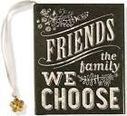 Friends: The Family We Choose (Mini Book) by Peter Pauper Press, Inc (Hardback, 2015)