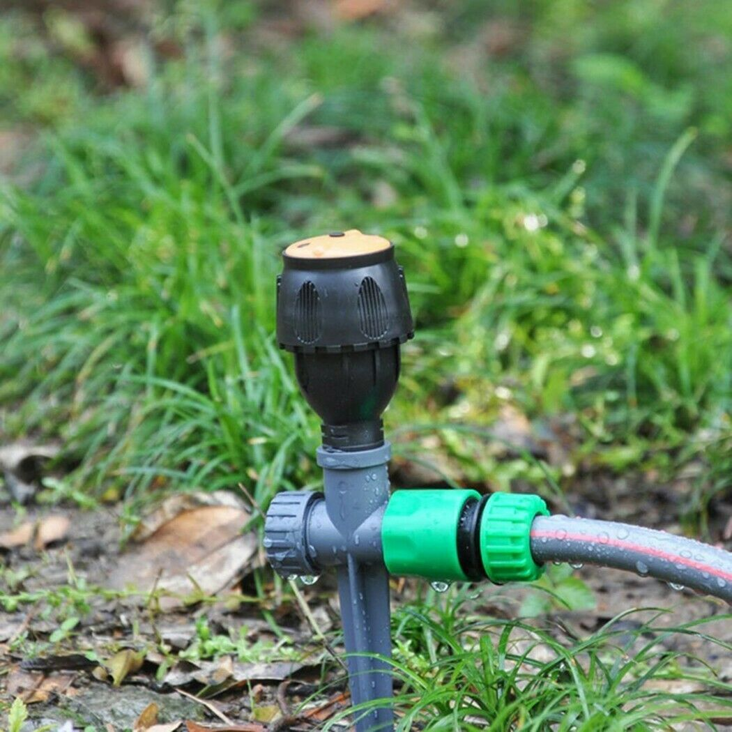 1PCS Long Distance Sprinkler Garden Watering Lawn Agriculture Spray Irrigation