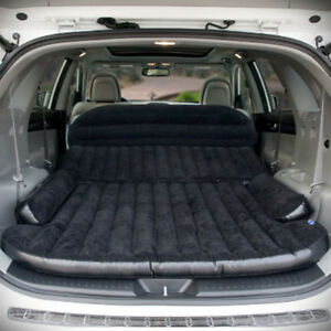 Travel-Inflatable-Car-Air-Bed-Mattresses-Bed-Back-Sleep-For-SUV-AIR-BED-AU