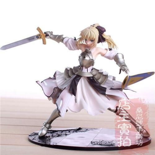 Fate Stay Night Fate//unlimited codes Saber Lily Distant Avalon 1//7 PVC Figure UK