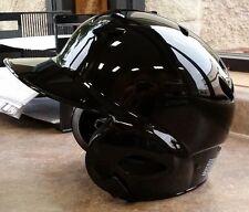Batting Helmet NOCSAE Cert. Baseball/Softball NEW BLACK