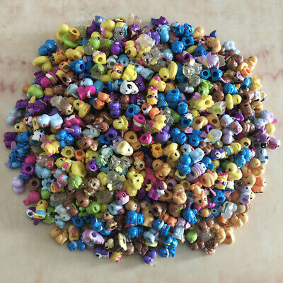 10Pcs Mixed SQUINKIES Toys Lot In Random With NO CONTAINERS For Children Gifts