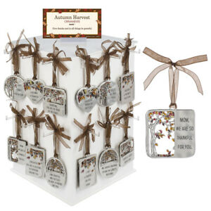 2 Styles to choose from By Ganz ER59799 Loving Memory Ornament w// hanging Charm