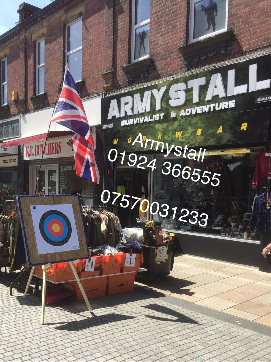armystall