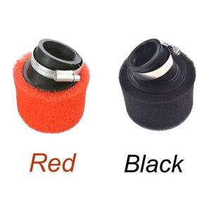38mm-Bent-Angle-Foam-Inner-Air-Filter-Cleaner-For-PIT-Quad-Dirt-Bike-ATV