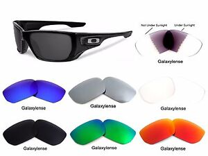591d5d93165 Image is loading Replacement-Lenses-For-Oakley-Style-Switch-Sunglasses -Multi-