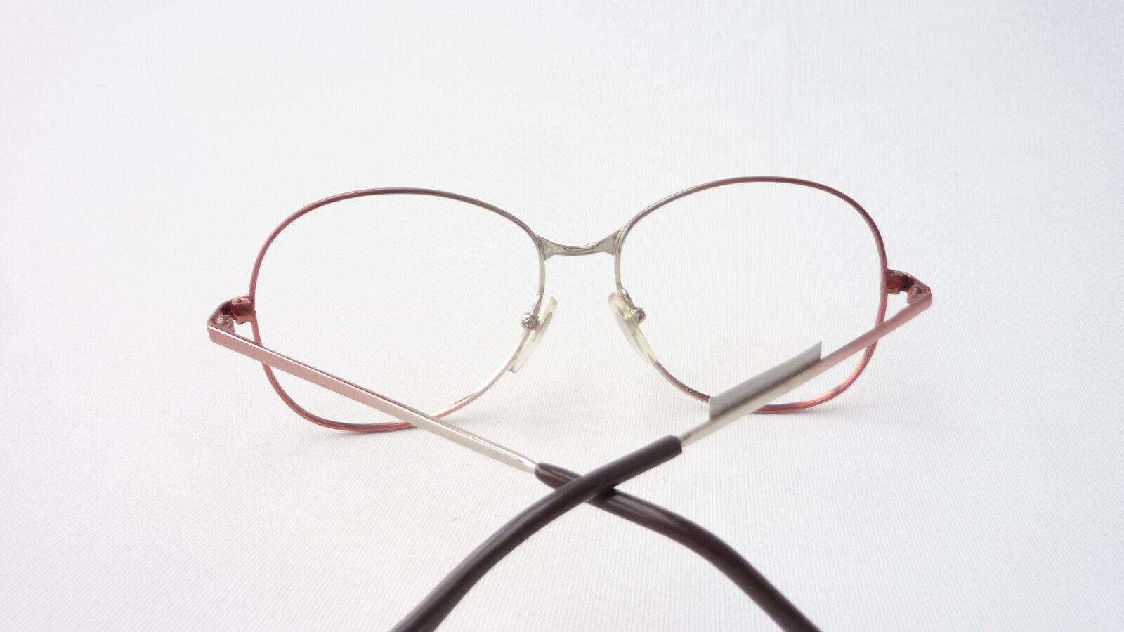 Vintage Brille Brille Brille Damen Gestell Metall oldschool große Gläser Eschenbach Grösse L | Die Königin Der Qualität  | Sonderaktionen zum Jahresende  | Das hochwertigste Material  f13936