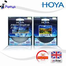 Hoya 67mm Pro1 Digital Circular Polarising CPL & UV Multi-Coated Lens Filter Kit