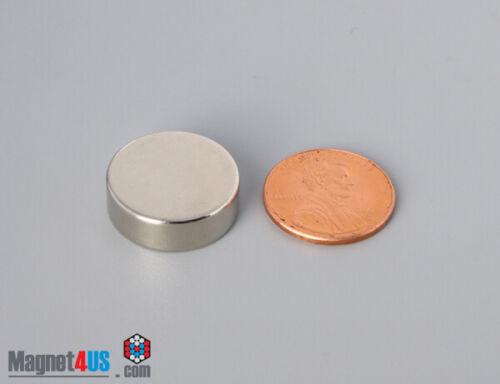 """20//40//100pcs Multiple Size 19mm  3//4/""""diameter Rare Earth Neodymium Magnet Disc"""