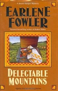 Delectable Mountains (Benni Harper Mysteries) by Earlene Fowler  9780425202494