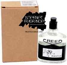Creed Aventus Tester 2.5 oz Eau De Parfum For Mens No Cap - Brown Box - New
