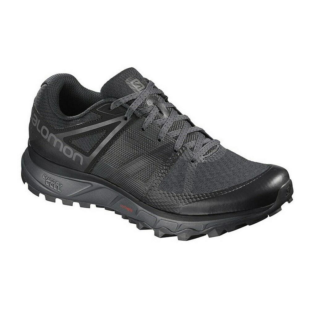 Salomon Trailster 404877 black halfshoes