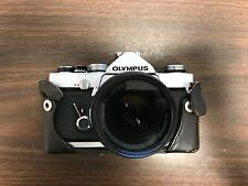 Olympus OM1 MD 35mm Camera with F.ZUIKO 1:1.8 f=50mm Lens / Parts or Repair
