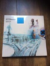 Radiohead Ok Computer Oknotok 1997-2017 Triple Blue Vinyl Limited Edition