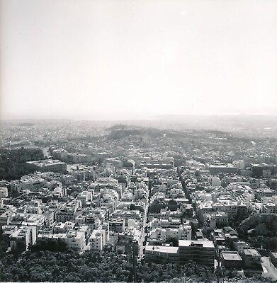 Dapper AthÈnes C. 1960 - Panorama Vue Sur La Ville Grèce - Nv 325 Kortingen Sale