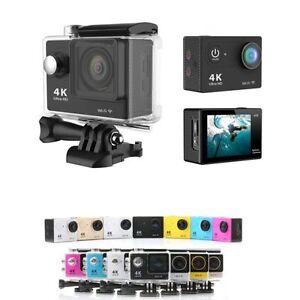 Action camera H9 4K WiFi 1080P/60fps 2.0 LCD 170 lens Helmet Cam