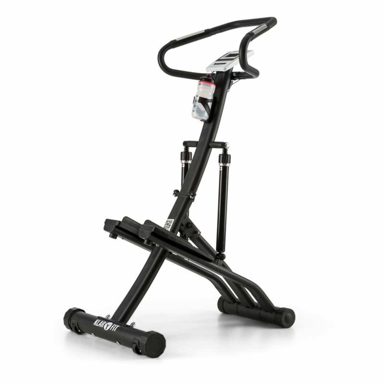 Máquina de Step Plegable Elíptica Cardiovascular Escaladora Gimnasio Fitness Gym