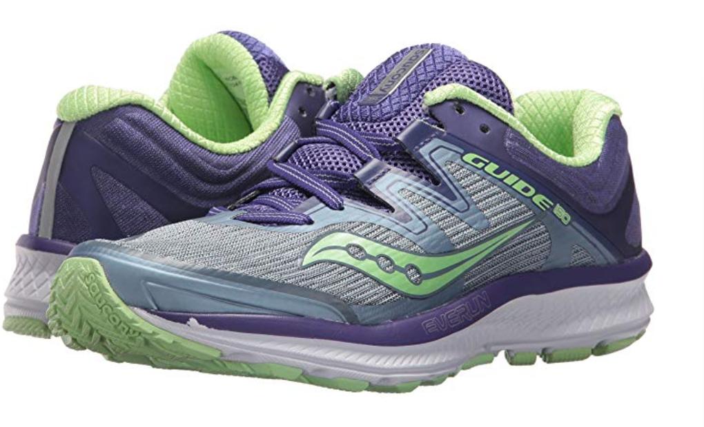 Saucony Guide ISO Size US 9 M (B) EU 40.5 Women's Running shoes Purple S10415-1