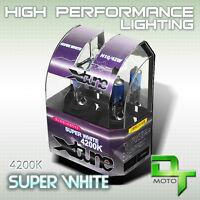 4200k 12v 42w H10/9145 Replacement Light Bulbs Super White Size Pair Set J1 on Sale