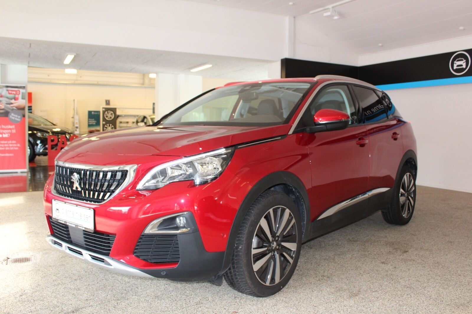 Peugeot 3008 1,5 BlueHDi 130 Allure EAT8