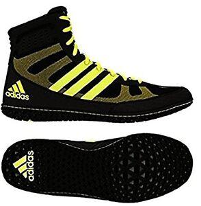 adidas USSH1603063957 Adidas Mat Wizard David Taylor Ed. Wrestling Shoes
