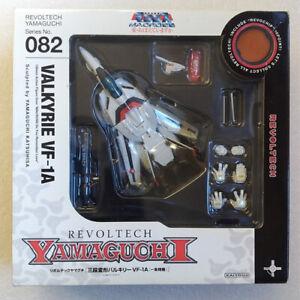 Macross-Revoltech-Yamaguchi-No-082-Valkyrie-VF-1A-Figurine-Kaiyodo