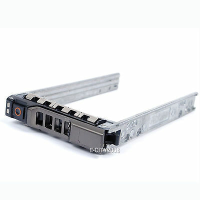 """2.5/"""" Hot Plug HDD Hard Drive Caddy Tray For Dell PowerEdge T320 Ship From USA"""